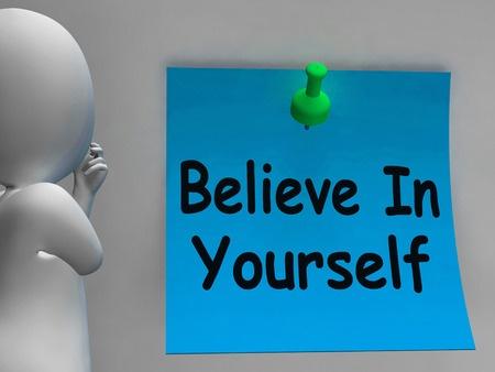 自分 信じる 原因