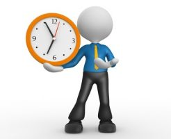時間管理をマスターする