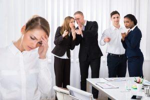 職場での対人関係がうまくいかない