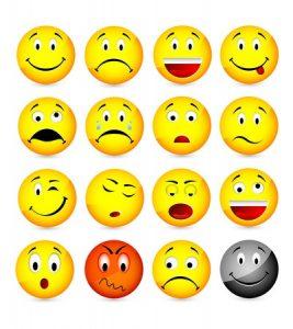 感情の種類を知る